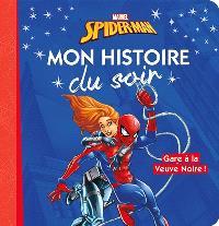 Spider-Man : gare à la Veuve noire !