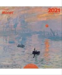 Calendrier Monet2021