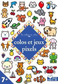 Colos et jeux pixels