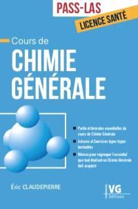 Cours de chimie générale, Pass-LAS, licence santé