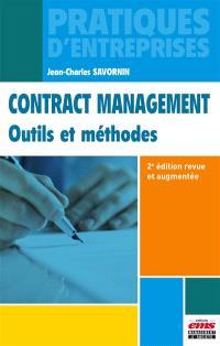 Contract management : outils et méthodes