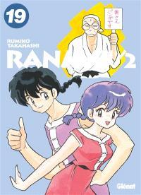 Ranma 1-2 : édition originale. Volume 19