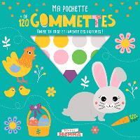 Pâques : ma pochette de + de 120 gommettes : anime ta frise et invente des histoires !