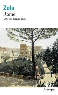 Les trois villes. Volume 2, Rome