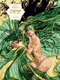 Djinn. Volume 1, La favorite