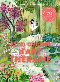Mon carnet d'art-thérapie : 70 projets pour s'évader et renouer avec sa créativité