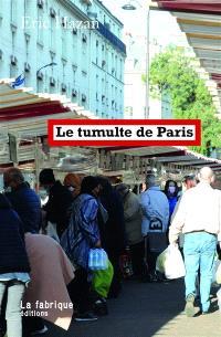 Le tumulte de Paris