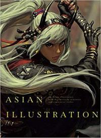ASIAN ILLUSTRATION /ANGLAIS/JAPONAIS