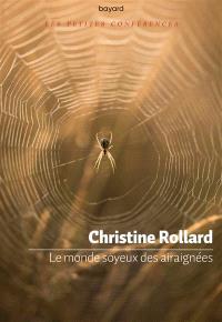 Le monde soyeux des araignées : petite conférence