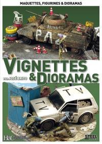 Vignettes et dioramas : maquettes, figurines et dioramas