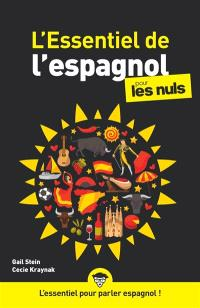 L'essentiel de l'espagnol pour les nuls
