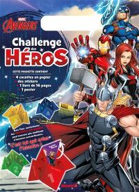 Avengers : challenge des héros