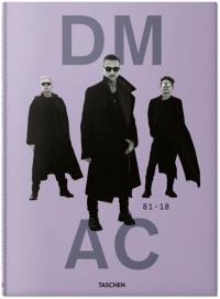Depeche mode by Anton Corbijn : 81-18