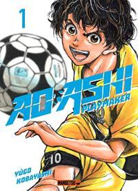 Ao Ashi playmaker. Volume 1