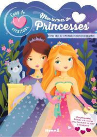 Mes tenues de princesses