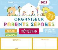 Organiseur parents séparés 2022 : 16 mois, de septembre 2021 à décembre 2022