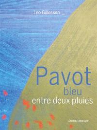 Pavot bleu entre deux pluies