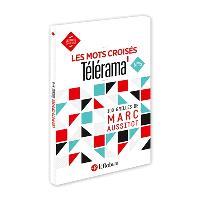 Les mots croisés Télérama : 100 grilles. Volume 5