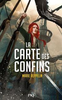 La carte des confins, Marie Reppelin, Pocket Jeunesse