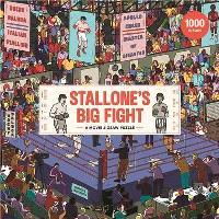 Stallone's Big Fight: A Movie Jigsaw