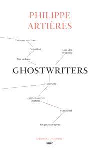 Ghostwriters