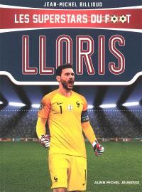 Les superstars du foot, Lloris