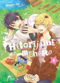 Hitorijime my hero. Volume 4
