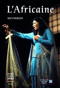 Avant-scène opéra (L'). n° 322, L'Africaine