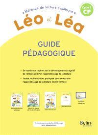 Léo et Léa, méthode de lecture syllabique CP, cycle 2 : guide pédagogique