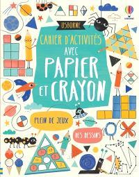 Crayons et papier
