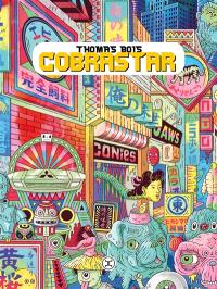 Cobrastar : space opera