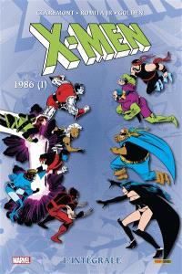 X-Men : l'intégrale, 1986 (I)