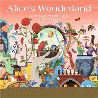 The World of Alice in Wonderland: A Jigsaw Puzzle
