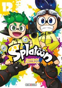 Splatoon. Volume 12