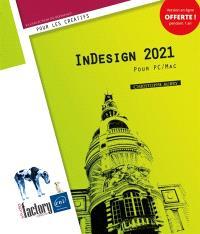 InDesign 2021 : pour PC-Mac