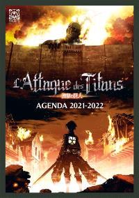 L'attaque des titans : agenda 2021-2022