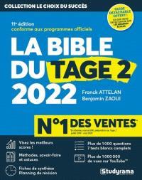 La bible du Tage 2 : 2022