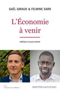 L'économie à venir