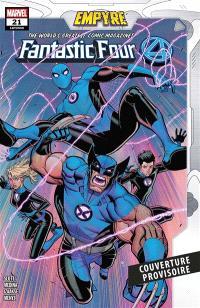 Fantastic Four. Volume 6, Empyre