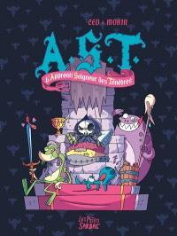 AST : intégrale. Volume 1, L'apprenti seigneur des ténèbres