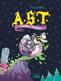 AST : intégrale. Volume 2, Aventures baveuses