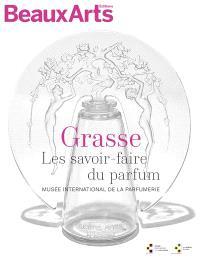 Grasse : les savoir-faire du parfum : Musée international de la parfumerie