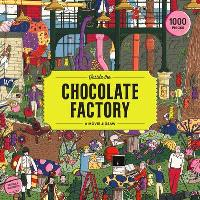INSIDE THE CHOCOLATE FACTORY A MOVIE JIGSAW /ANGLAIS