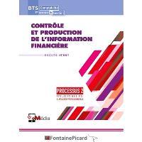 Contrôle et production de l'information financière, BTS comptabilité & gestion 1re année : processus 2 : applications PGI & ateliers professionnels