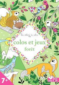 Colos et jeux forêt
