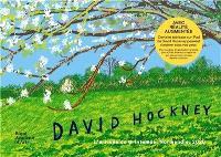 David Hockney : l'arrivée du printemps, Normandie, 2020