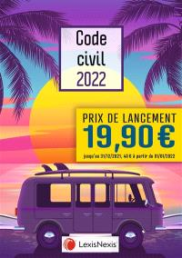 Code civil 2022 : jaquette 3