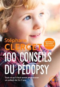 Le pédopsy de poche : tout ce qu'il faut savoir pour élever un enfant de 3 à 11 ans