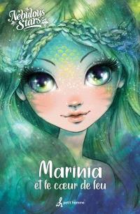 Marinia et le cœur de feu