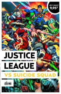Justice league vs Suicide Squad : Urban été 2021